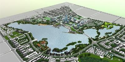君山湖项目